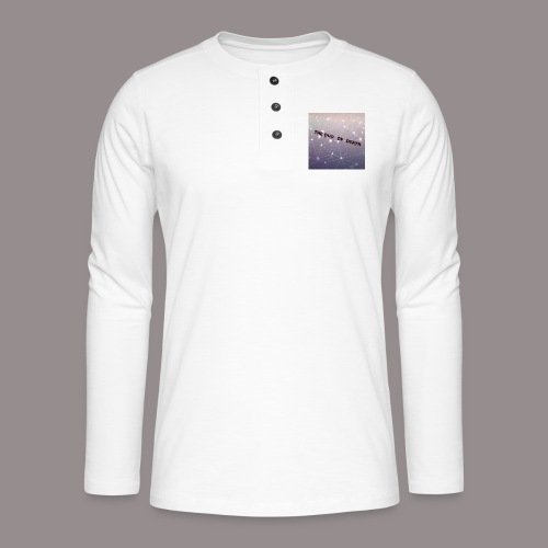 The duo of death logo - Henley shirt met lange mouwen