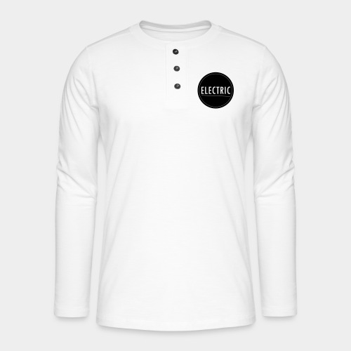 Electric - Henley Langarmshirt