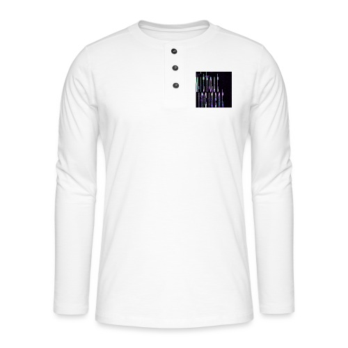 WITHOUT INCIDENT - Henley long-sleeved shirt