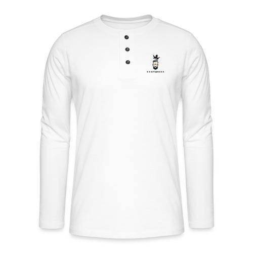 King Frajer - Henley Langarmshirt
