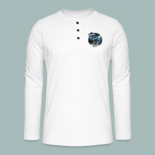STMWTS Merch - Henley shirt met lange mouwen