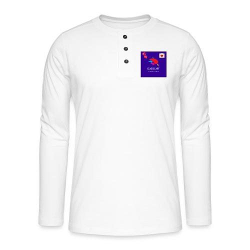 6B922284 9DFD 4417 87EA A64B8AD9B6BE - Camiseta panadera de manga larga Henley