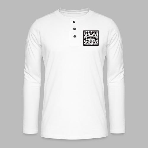 Montée MMGA - T-shirt manches longues Henley