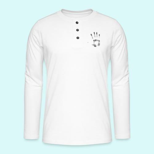 empreinte - T-shirt manches longues Henley
