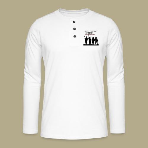 Skirm Checklist - Henley shirt met lange mouwen