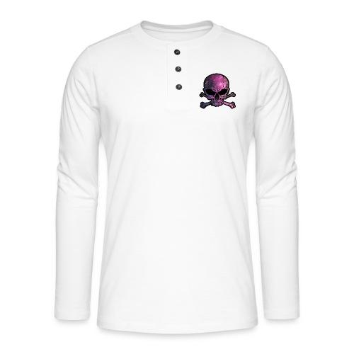 deathstar png - Henley long-sleeved shirt