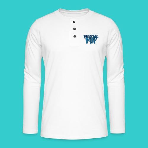 MeestalMip Shirt met lange mouwen - Kids & Babies - Henley shirt met lange mouwen