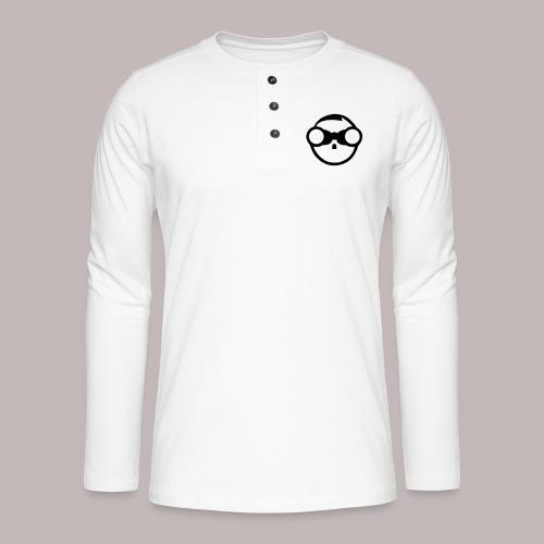 Peeper Adulf - Henley Langarmshirt
