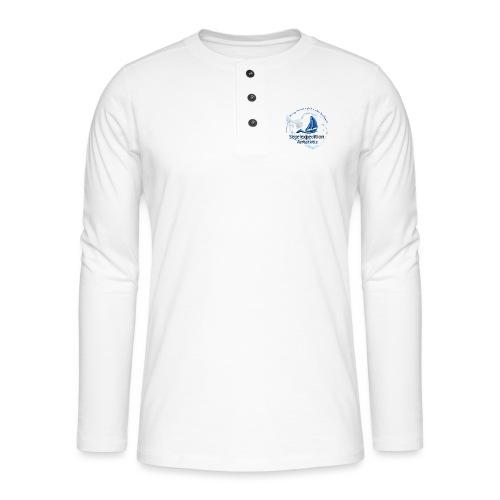 segelexpedition antarktis3 - Henley Langarmshirt
