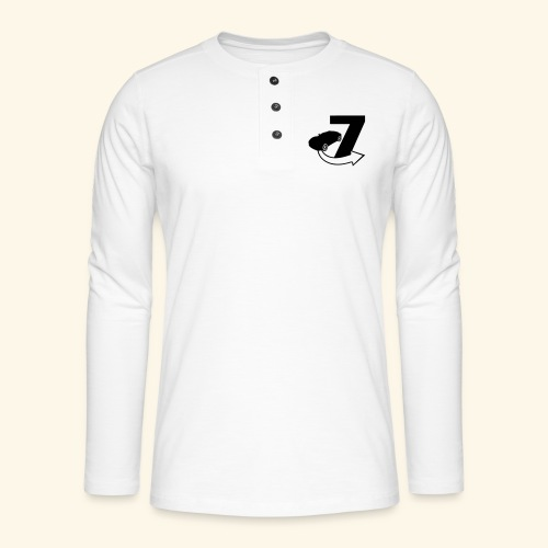 Seven / Fast and Furious - Henley long-sleeved shirt