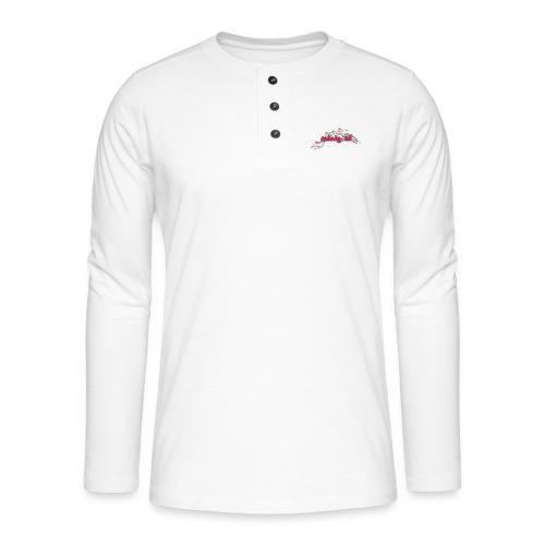Maglietta Donna Liguria - Maglia a manica lunga Henley
