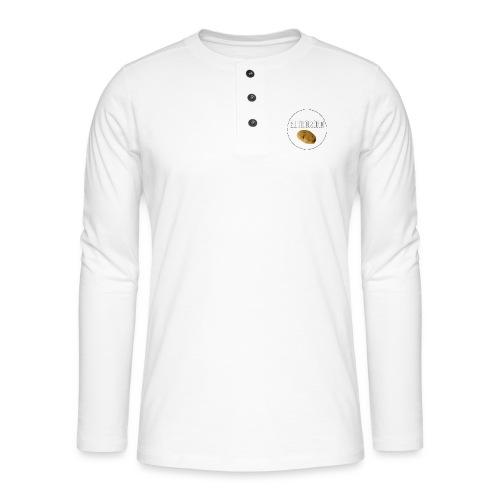 ElthoroHD trøje - Henley T-shirt med lange ærmer