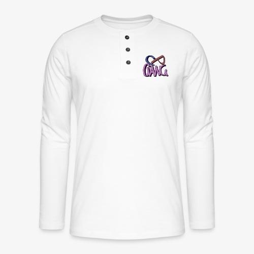 CP Gang - Henley pitkähihainen paita