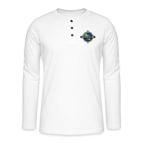 BORNHOLMS_EFTERSKOLE - Henley T-shirt med lange ærmer
