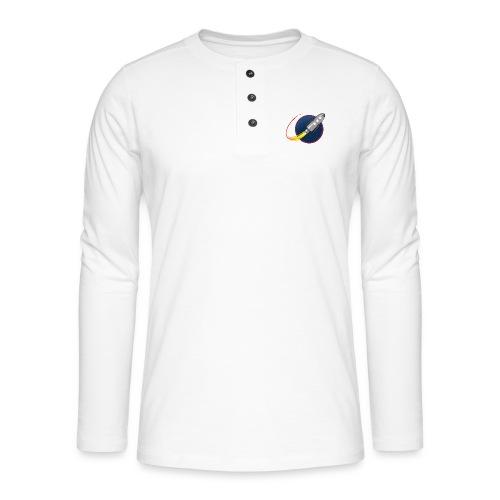 GP Rocket - Henley long-sleeved shirt