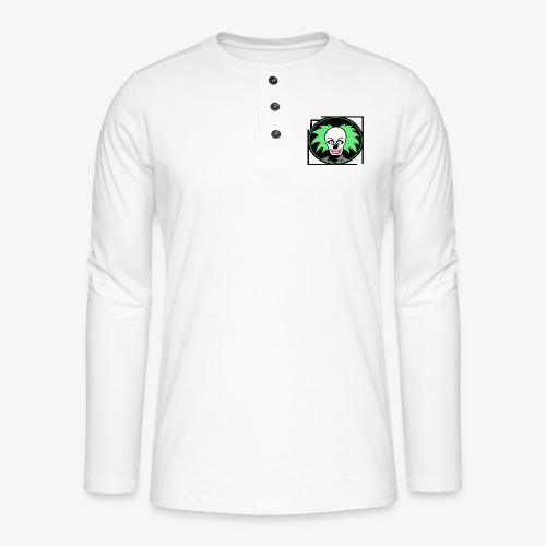 payaso 3001 - Henley pitkähihainen paita