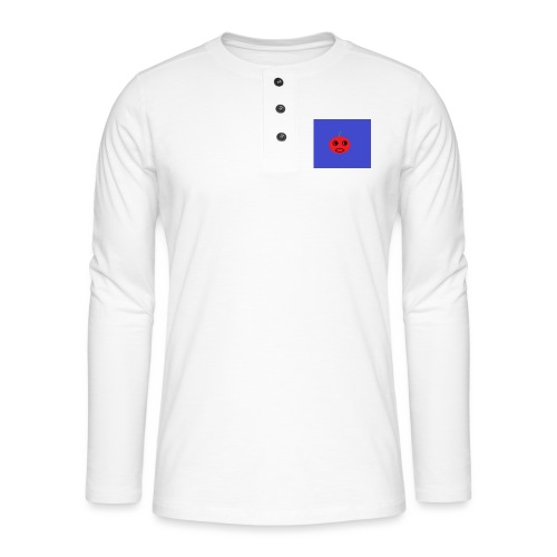 JuicyApple - Henley long-sleeved shirt