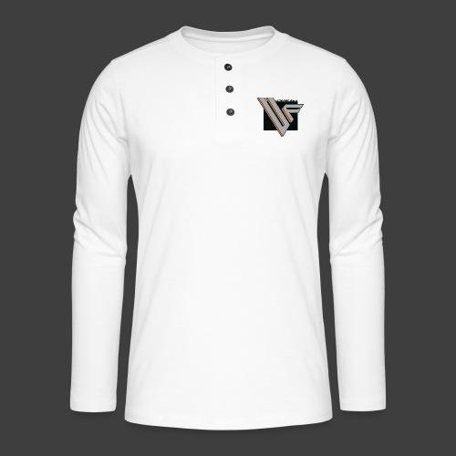 United Front - Henley pitkähihainen paita
