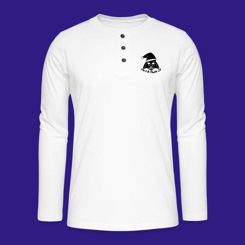 Vader's List - Henley long-sleeved shirt