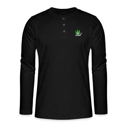 Weed's - T-shirt manches longues Henley
