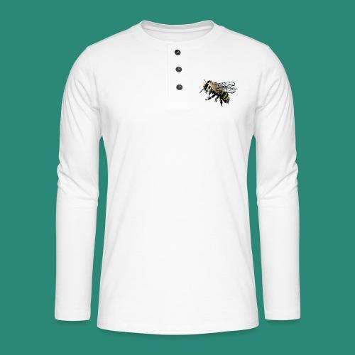 Wespe - Henley Langarmshirt