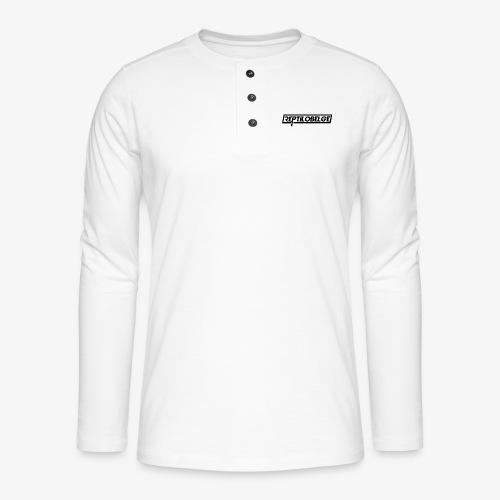 M1 Reptilobelge - T-shirt manches longues Henley
