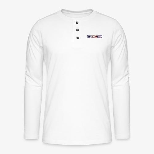 M1.2 Reptilobelge - T-shirt manches longues Henley