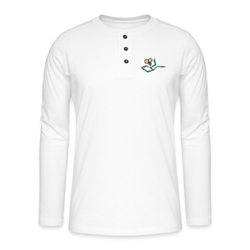 runner - Henley long-sleeved shirt