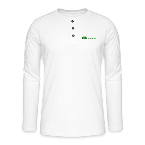 wash me - Henley long-sleeved shirt