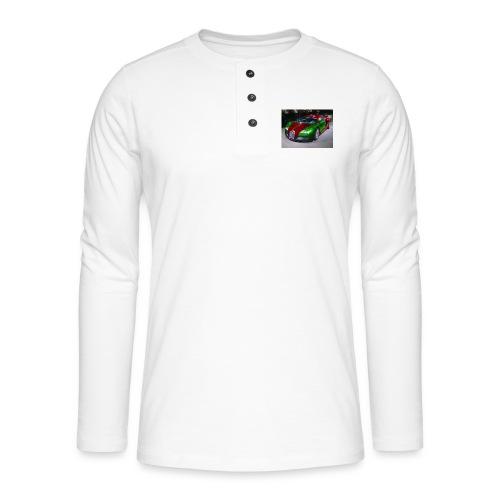 2776445560_small_1 - Henley shirt met lange mouwen
