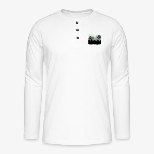 wearenature2 - Henley long-sleeved shirt