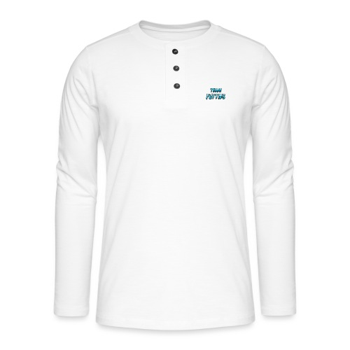 Team futties design - Henley long-sleeved shirt