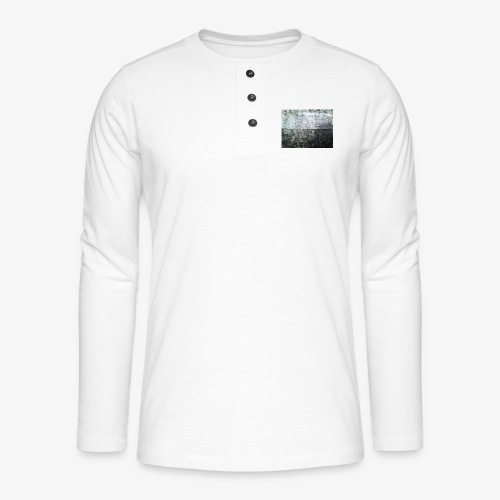 M A U T - Henley Langarmshirt