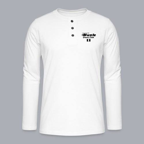 hunle Flame - T-shirt manches longues Henley