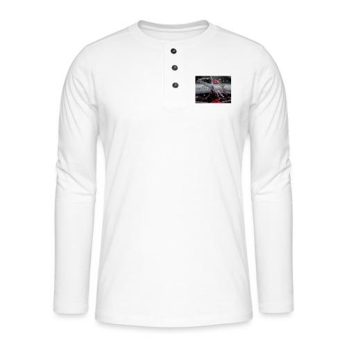 Splash - Henley Langarmshirt