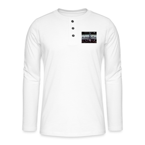 Baum - Henley Langarmshirt
