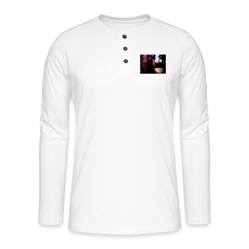 POP - Henley long-sleeved shirt