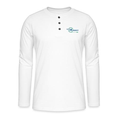 D14 HOCKEY - Henley long-sleeved shirt