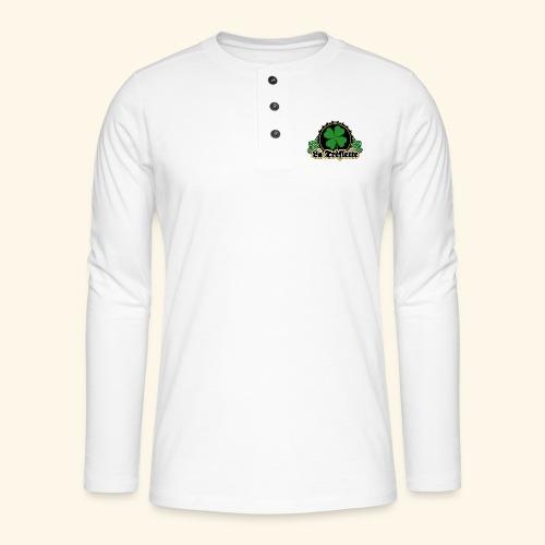 La Trèflette V.2 - T-shirt manches longues Henley