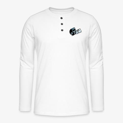 WASD TM Gaming - Henley long-sleeved shirt