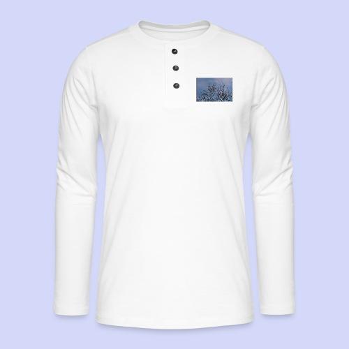 Summer times - Male shirt - Henley T-shirt med lange ærmer