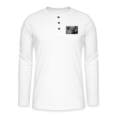 fox1 - T-shirt manches longues Henley