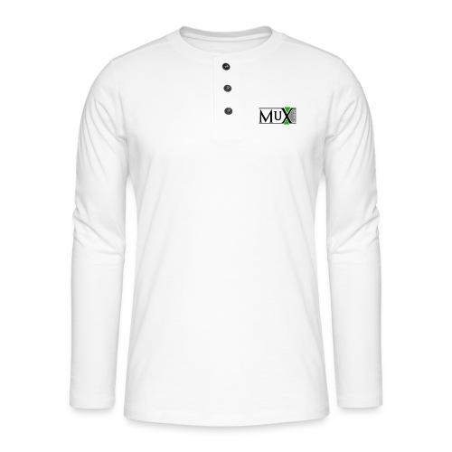Muxsport - Henley Langarmshirt