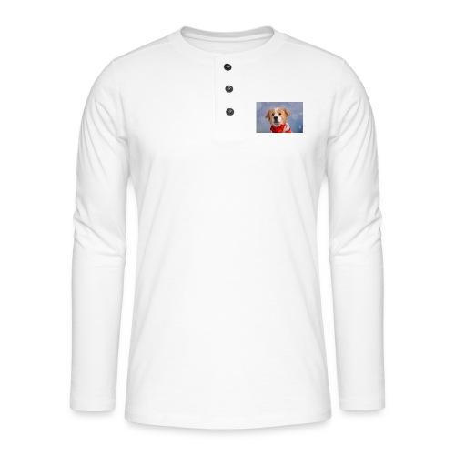 DSC_2040-jpg - Henley shirt met lange mouwen