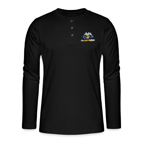 SixSeidlaProject Normal - Henley Langarmshirt