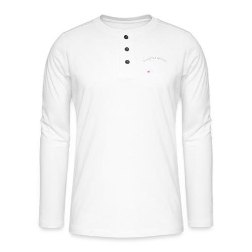 Ultra Dark New - Henley Langarmshirt