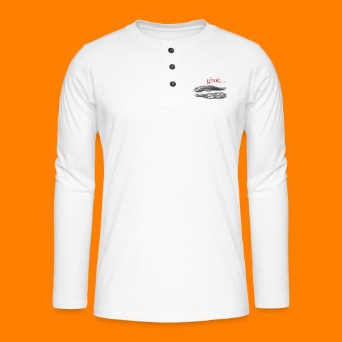 ghoti - Henley long-sleeved shirt