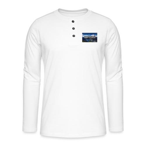 MB97RAMOS - Henley Langarmshirt
