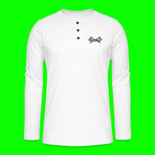 Grol Logo - Henley long-sleeved shirt