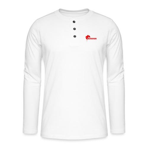 Atuska - Henley pitkähihainen paita